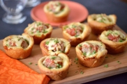 RECIPE: http://www.caciqueinc.com/blog/2015/01/cheesy-meatball-cups/?utm_source=blog&utm_medium=pinterest&utm_campaign=promopin&pp=0#.VU6tNBN4p9c