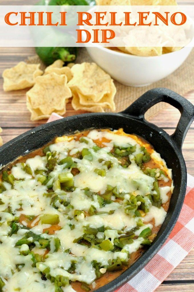 Chili Relleno Dip. Recipe at Dip Recipe Creations